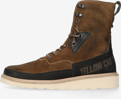 YELLOW CAB Stiefel 'Wings 5-c' in taupe, Produktansicht