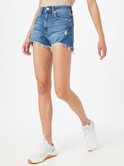 Mavi Jeans ' ROSIE ' in de kleur Blauw denim, Modelweergave