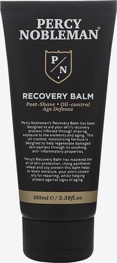 Percy Nobleman After-Shave-Creme 'Recovery Balm' in gold / schwarz / weiß, Produktansicht
