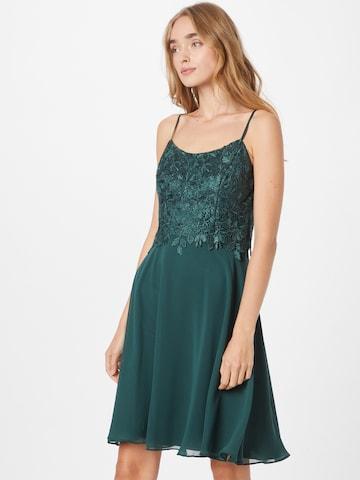 VM Vera Mont Cocktail Dress in Green