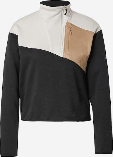 COLUMBIA Performance Shirt in Light brown / Black / White, Item view