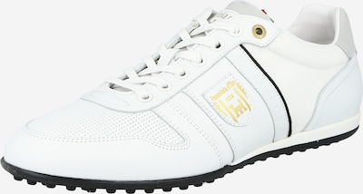 PANTOFOLA D'ORO Sneakers low in white, Item view