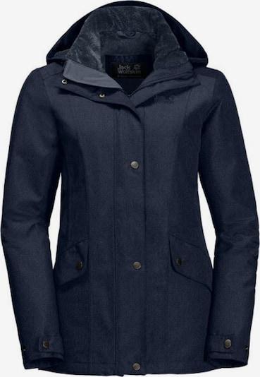 JACK WOLFSKIN Jacke in blau, Produktansicht