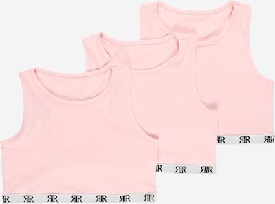 River Island BH in rosa / schwarz / weiß, Produktansicht