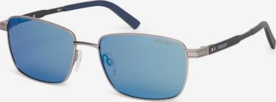 DUCATI Eyewear Zonnebril in de kleur Marine / Navy / Zilver, Productweergave
