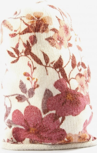 H&M Beanie in XS-XL in pink / weiß, Produktansicht