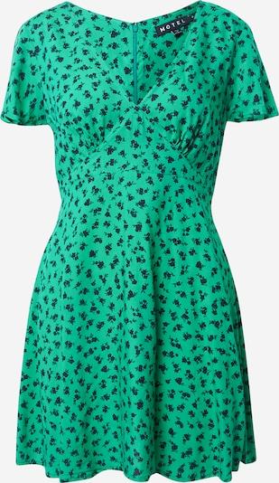 Motel Ljetna haljina 'Elara' u mornarsko plava / zelena / žad, Pregled proizvoda