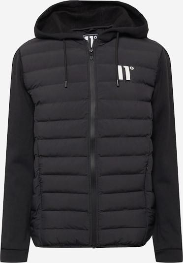 11 Degrees Jacke in schwarz, Produktansicht