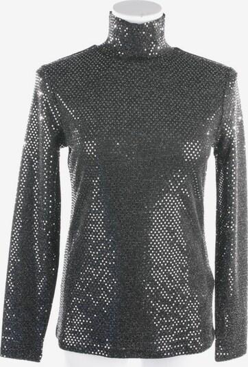 SET Langarmshirt in S in schwarz / silber, Produktansicht