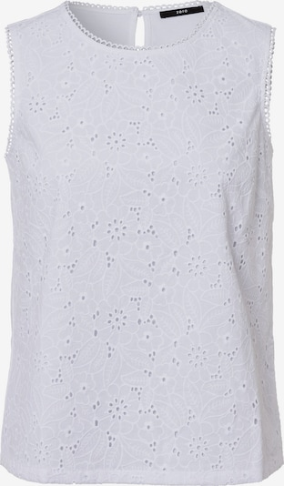 zero Bluse in weiß, Produktansicht
