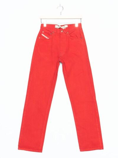 DIESEL Jeans in 30/31 in rot, Produktansicht