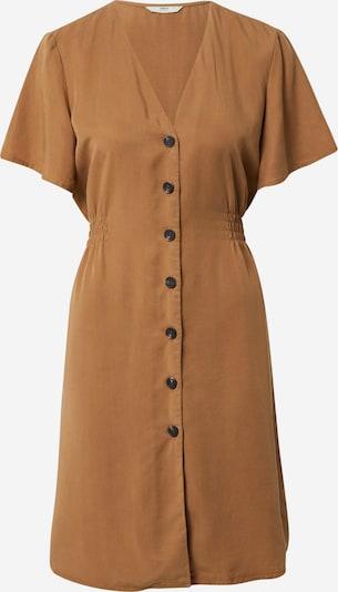 ONLY Robe-chemise 'MAGNE' en marron, Vue avec produit