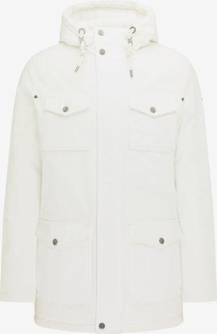 DreiMaster Vintage Winterjacke in Weiß