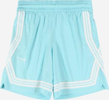 NIKE Sportbyxa i blå