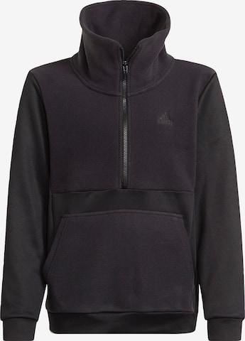 Pull de sport 'Designed To Move' ADIDAS PERFORMANCE en noir