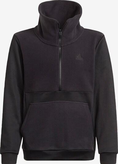 ADIDAS PERFORMANCE Sporta džemperis 'Designed To Move', krāsa - melns, Preces skats