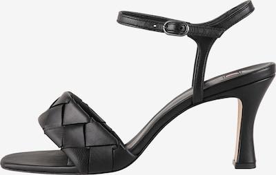Högl Sandalette 'Felicitas' in schwarz, Produktansicht