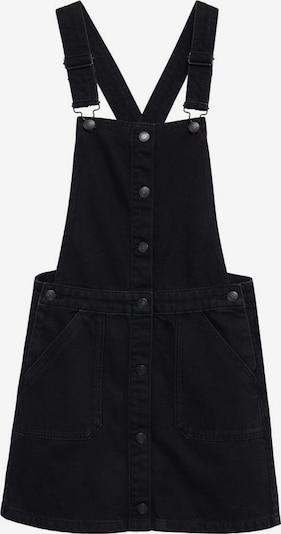 MANGO KIDS Latzrock 'Elsa' in schwarz, Produktansicht