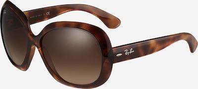 Ray-Ban Sonnenbrille 'JACKIE' in braun / cognac, Produktansicht