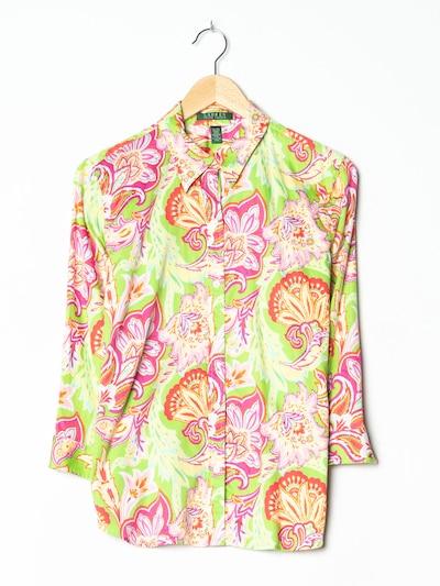 Lauren Ralph Lauren Bluse in XL in neongrün, Produktansicht
