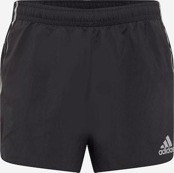ADIDAS PERFORMANCE Sport-Shorts 'SATURDAY' in Schwarz