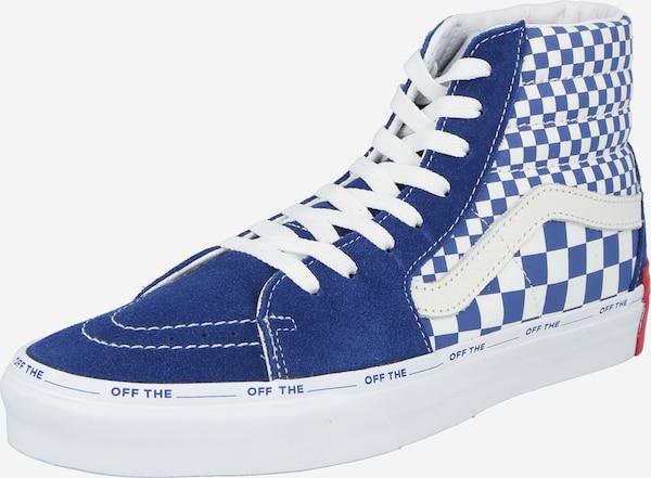 Baskets hautes 'UA SK8-Hi' VANS en Bleu roi   ABOUT YOU