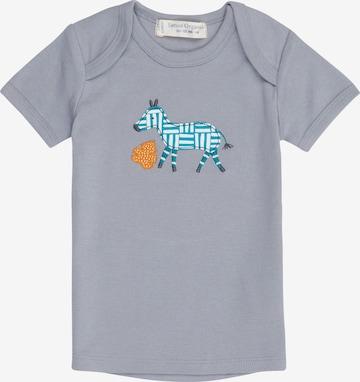 Sense Organics Shirt 'TILLY' in Blau