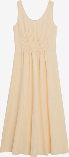 MANGO Sommerkleid in beige, Produktansicht