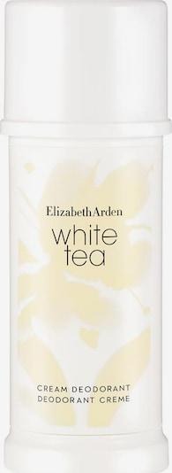 Elizabeth Arden Deodorant in White: Frontal view