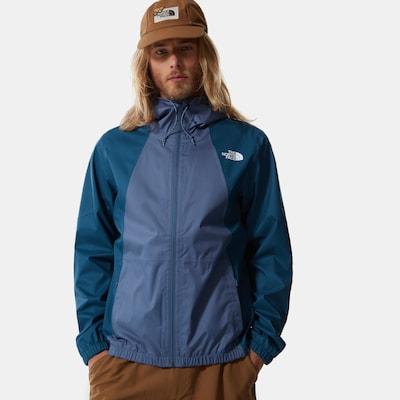 THE NORTH FACE Jacket/Coat 'M FARSIDE JACKET - EU' in blau: Frontalansicht