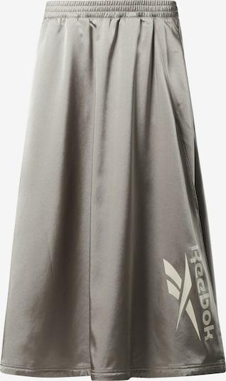 Reebok Classic Rok in de kleur Zilvergrijs / Rookgrijs, Productweergave