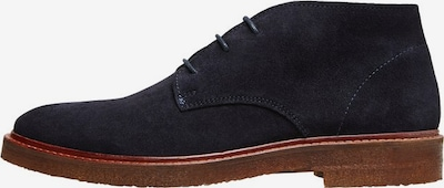SELECTED HOMME Chukka Boots in kobaltblau, Produktansicht
