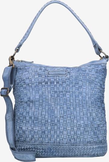 GREENLAND Schultertasche 'Femi & Nine ' in blau, Produktansicht