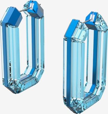 Swarovski Earrings in Blue