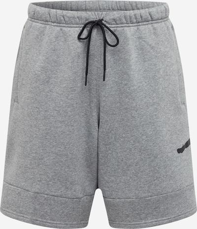 Sportinės kelnės iš Jordan , spalva - pilka / juoda, Prekių apžvalga