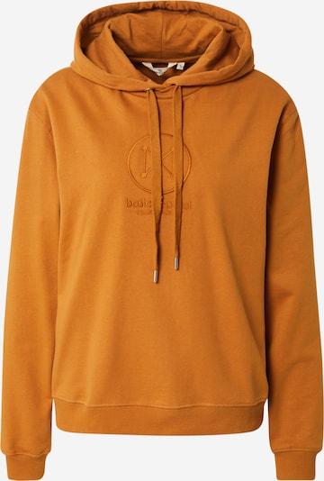 Bluză de molton 'Maje' basic apparel pe portocaliu închis, Vizualizare produs