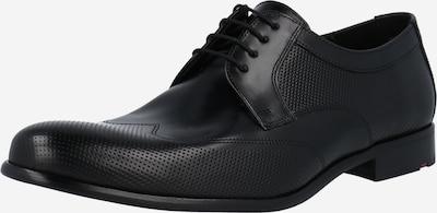 LLOYD Čevlji na vezalke 'SALVINO' | črna barva, Prikaz izdelka