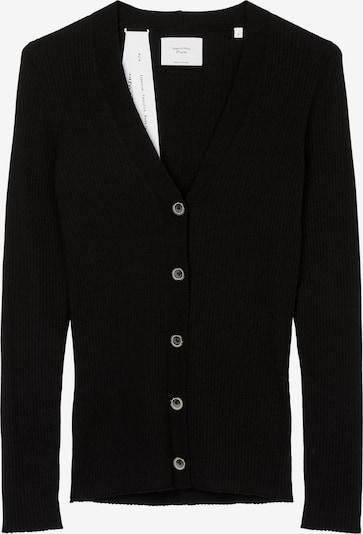 Marc O'Polo Pure Cardigan en noir, Vue avec produit