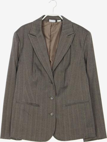 Basic Line Blazer in L in Brown