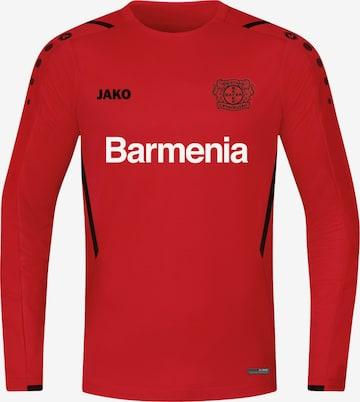 JAKO Sportsweatshirt 'Bayer 04 Leverkusen' in Rot