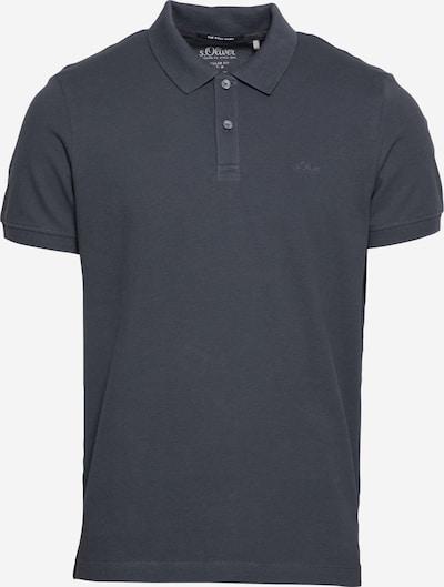 s.Oliver Shirt in de kleur Rookgrijs, Productweergave