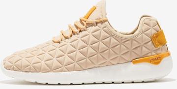 ASFVLT Sneaker SPEED SOCKS in Gelb