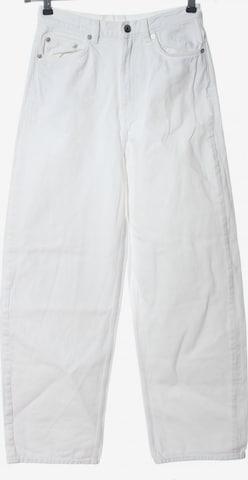 Arket Jeans in 27-28 in White