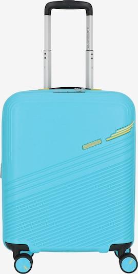 American Tourister Kabinentrolley 'Triple Trace' in blau / gelb / schwarz, Produktansicht
