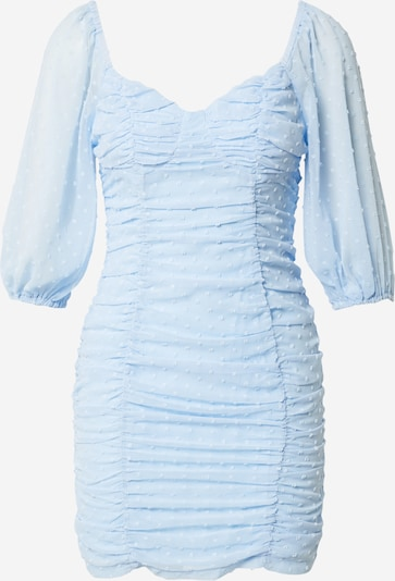 Love Triangle Robe en bleu clair, Vue avec produit