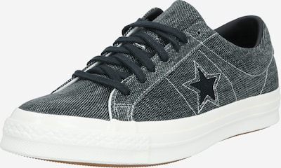 CONVERSE Sneaker 'OS OX' in grau: Frontalansicht