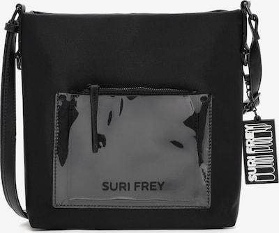 Suri Frey Umhängetasche 'Tessy ' in schwarz / transparent, Produktansicht