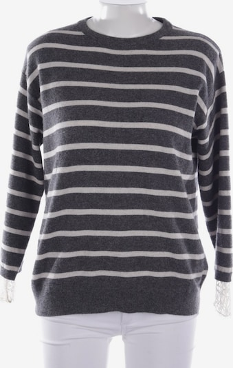 Brunello Cucinelli Pullover / Strickjacke in M in grau, Produktansicht
