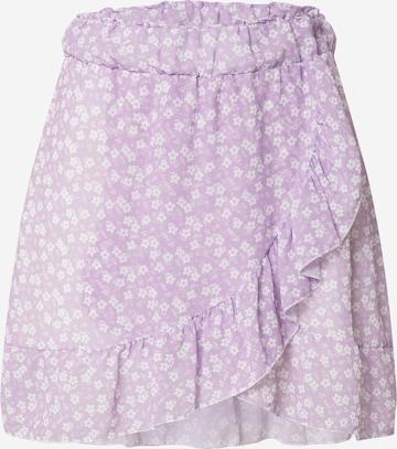 Hailys Skirt 'Regina' in Purple