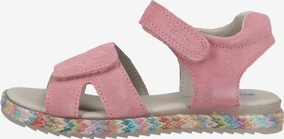 RICHTER Sandale in mischfarben / pink, Produktansicht